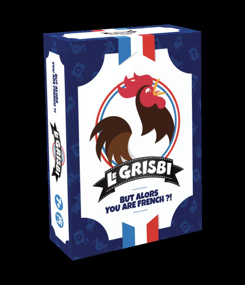 Paquet de cartes- le Grisbi
